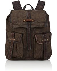 Campomaggi - Canvas Backpack - Lyst
