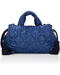 Sonia Rykiel - Studded Small Tote Bag - Lyst
