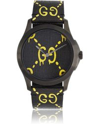 Gucci - Ghost G-timeless Watch - Lyst