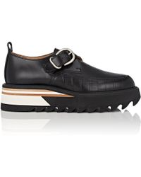 Hender Scheme - Leather Wedge Monk - Lyst