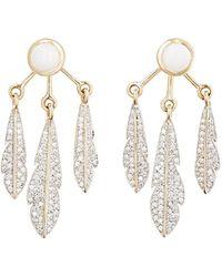 Pamela Love - Frida Drop Earrings - Lyst