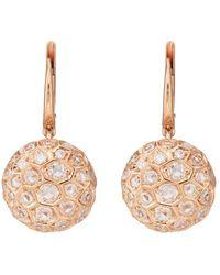 Sidney Garber - Honeycomb Small Drop Earrings - Lyst