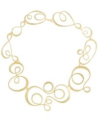 Judy Geib - Swoosh Collar Necklace - Lyst