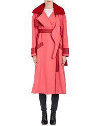 Gauchère - Klemence Wool Belted Coat - Lyst
