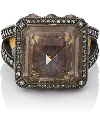 Sevan Biçakci - Theodora Intaglio Ring Size 7.5 - Lyst