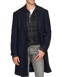 Ring Jacket - Basket-weave Wool Jacket - Lyst