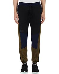 Dyne - Renzo Colorblocked Jogger Pants - Lyst