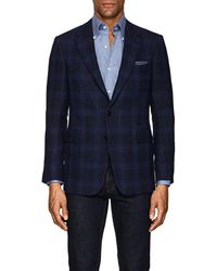 Cifonelli - Montecarlo Plaid Wool-blend Two - Lyst