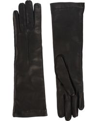 Barneys New York - Cashmere-lined Long Gloves - Lyst