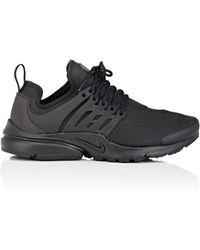 1b95726d6 Nike - Air Presto Premium Leather Sneakers - Lyst