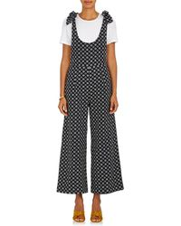 Ace & Jig - Johnny Folkloric Cotton Jumpsuit - Lyst