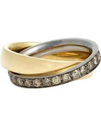 Roberto Marroni - Double Ring - Lyst