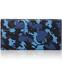 Smythson - Burlington Slim Leather Travel Wallet - Lyst