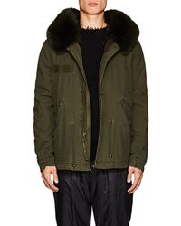 Mr & Mrs Italy - Fur-lined Cotton - Lyst