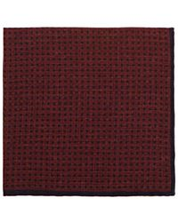 Paolo Albizzati - Dotted & Checked Wool - Lyst