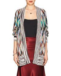 Missoni - Diamond-pattern Wool - Lyst