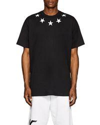 Givenchy - Stars Short-sleeve T-shirt - Lyst