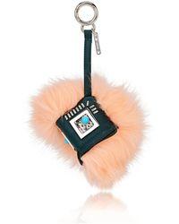 Fendi | Buggies Coin Purse Bag Charm | Lyst