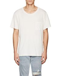 NSF - Patch-pocket Cotton T-shirt - Lyst
