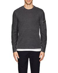John Varvatos | Cotton-blend French | Lyst