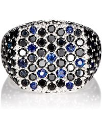 Tom Wood - Cushion Cocktail Signet Ring - Lyst