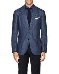 Boglioli - k Jacket Cashmere-blend Two-button Sportcoat - Lyst