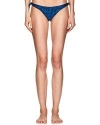 Mikoh Swimwear - Valencia Floral Bikini Bottom - Lyst