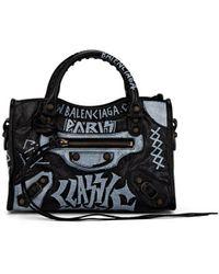 Balenciaga - Arena Leather Classic City Mini Bag - Lyst