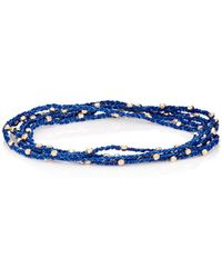 Feathered Soul - #warmth Wrap Bracelet - Lyst