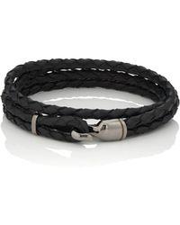 Miansai - Trice Wrap Bracelet - Lyst