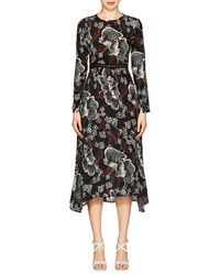 Warm - Poppy Floral Dress - Lyst