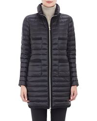 Moncler - Bogue Quilted Down Coat - Lyst