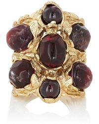 Goossens Paris - Garnet Ring - Lyst
