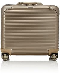 Rimowa - Topas Titanium 17 Business Multiwheel® Trolley - Lyst