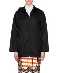 Prada - Tech-gabardine Hooded Jacket - Lyst