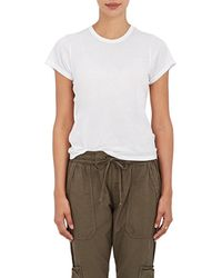 NSF - Alessi Cotton Jersey T - Lyst