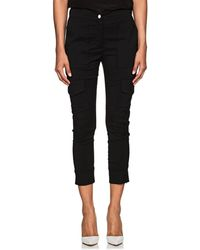 Manning Cartell - Silent Future Lace-up Crop Pants - Lyst