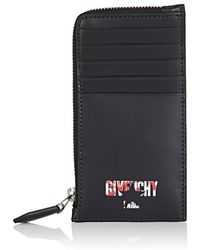 Givenchy - Zip Card Case - Lyst