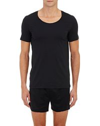 Hanro - Crewneck T-shirt - Lyst