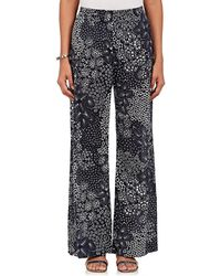 Warm - Yuma Floral Cotton Pants - Lyst