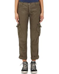 NSF - Basquiat Cotton Cargo Pants - Lyst