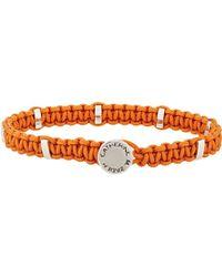 Zadeh - Macramé Bracelet - Lyst
