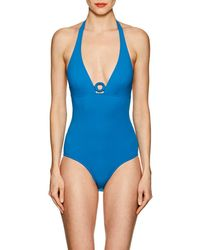 Eres - Effect Halter One-piece Swimsuit - Lyst