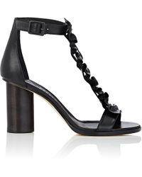 Zero + Maria Cornejo - Amaal Leather Sandals - Lyst
