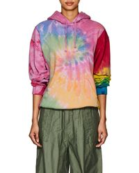 Needles - Tie-dyed Cotton - Lyst