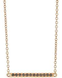Roberto Marroni - Short Line Necklace - Lyst