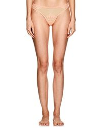 Cosabella - Peony Low-rise Thong - Lyst