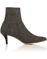 Loeffler Randall - Kassidy Knit Ankle Boots - Lyst