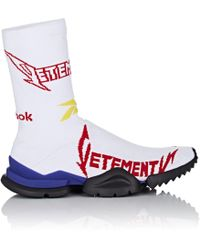 Vetements - Sock Runner Knit Sneakers - Lyst