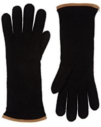 Barneys New York - Double-knit Cashmere Gloves - Lyst